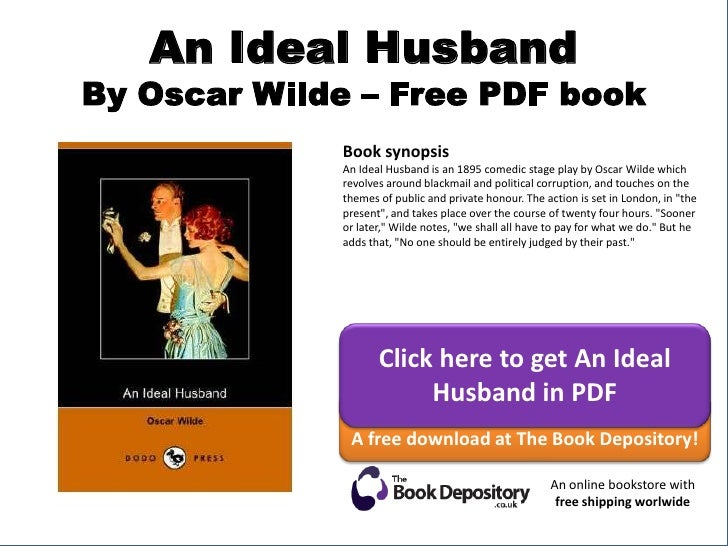 An Ideal Husband Pdf